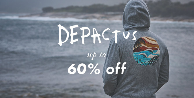 Up to 60% Off Depactus