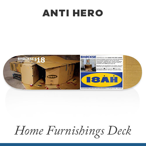 Anti Hero - Skate Deck