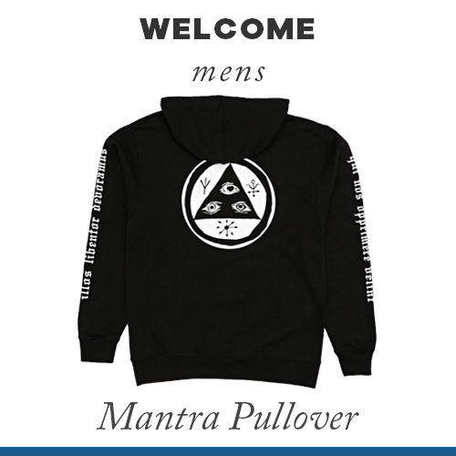Welcome - Pullover