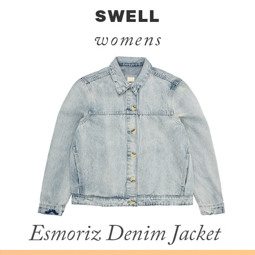 SWELL - Denim Jacket