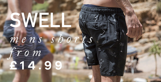 Swell Mens Shorts