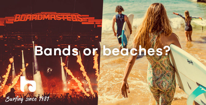 Bands Or Beaches