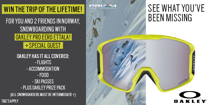 Oakley Competition