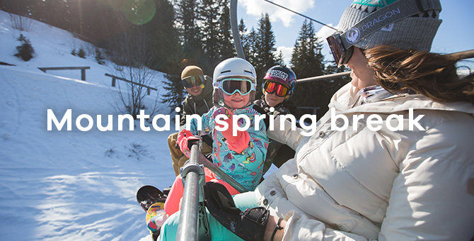 Mountain Spring Break