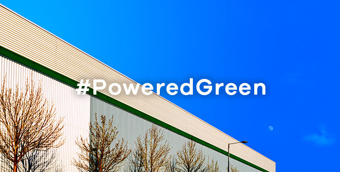 Powered Green, Making Real Change