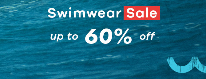 Swimwear Sale - Up to 60% Off