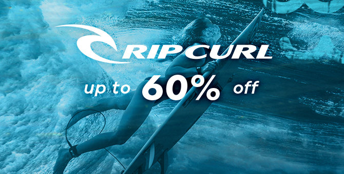 Ripcurl - Up to 60% Off