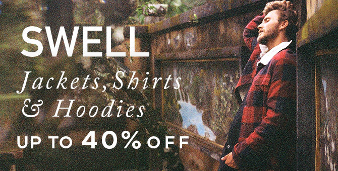 SWELL - 40% off jackets