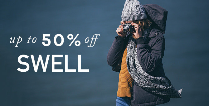 SWELL - Up to 50% off