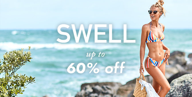 Up to 60% Off Swell